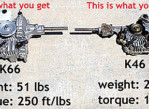 Wanted: K66 transaxle for JD LT150